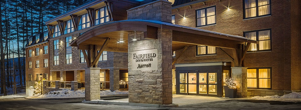 Fairfield Inn & Suites, Waterbury/Stowe