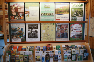 Bennington Welcome Center Posters