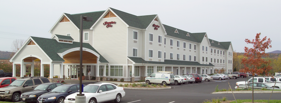 Hampton Inn – Rutland