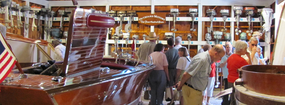Lake Champlain Maritime Museum, Vergennes