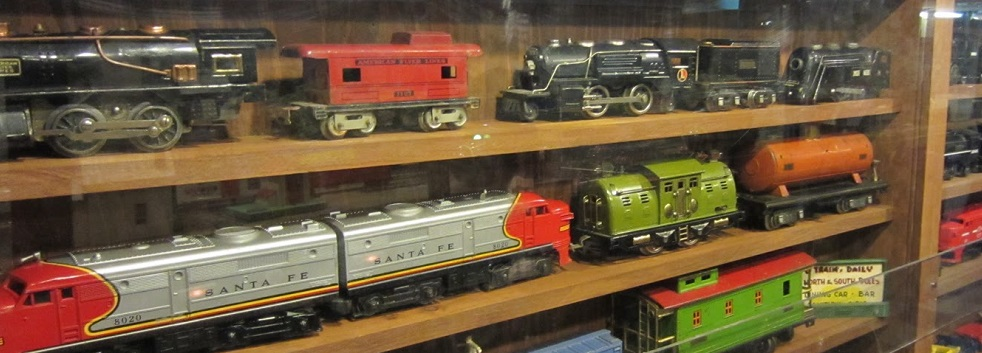 Vermont Toy & Train Museum at Quechee Gorge Village