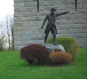 600-Battle-of-Bennington-Monument-with-John-Stark
