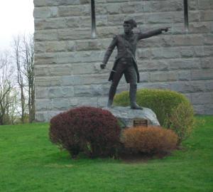 600-Battle-of-Bennington-Monument-with-John-Stark