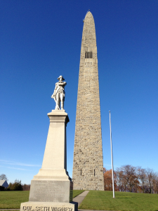 Bennington Battle Monument Vermont Tourism Network