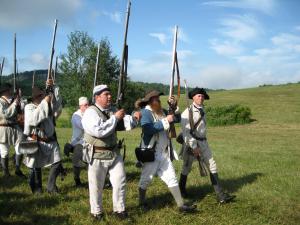 600-Hubbardton-Battlefield-Monument-reinactment-2
