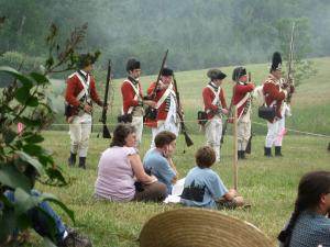 600-Hubbardton-Battlefield-Monument-reinactment