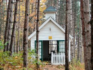 600-Sugarbush-Cheese-&-Maple-Farm-church-in-woods