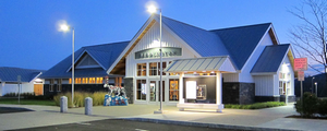 Bennington WElcome center photo