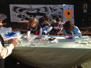 Birds of Vermont kid activities