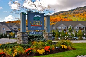 Killington Grand in Fall