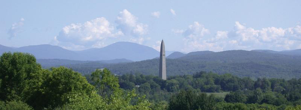 Bennington Battle Monument, Bennington