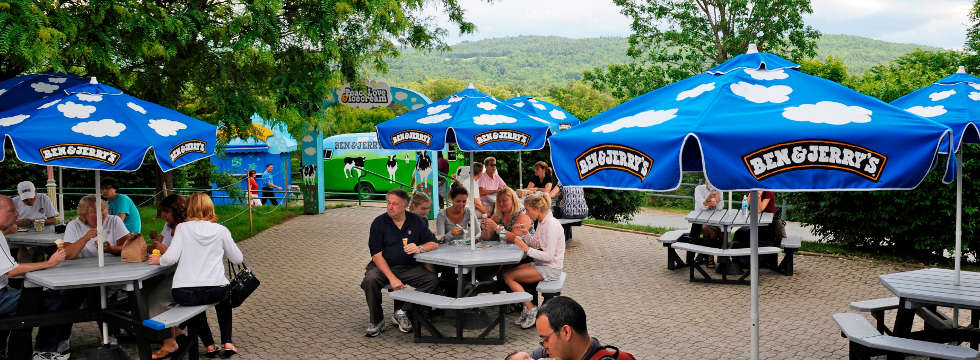 Ben & Jerry's Factory Tour, Waterbury