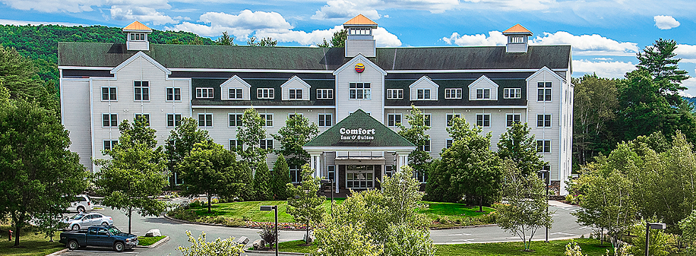 Comfort Inn & Suites near Burke Mountain, St. Johnsbury